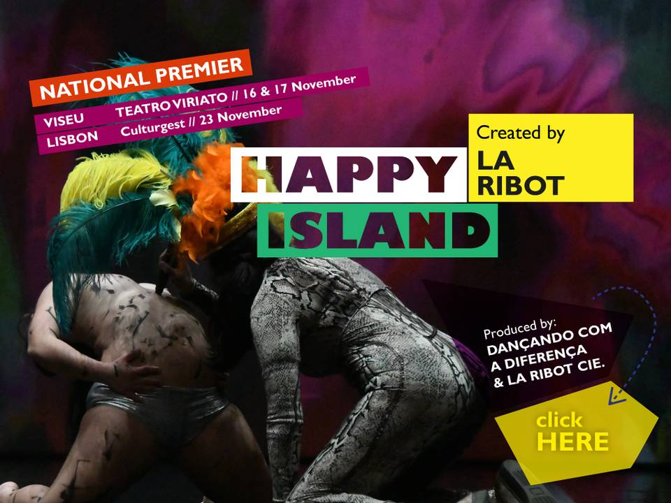Happy Island de La Ribot